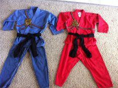 Just A Frugal Mom: Ninjago Costume