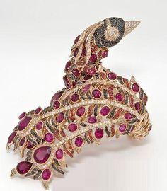 "The Jewel Zoo: Jewell Peacock"""