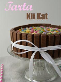 Tarta Kit kat | Cuuking! Recetas de cocina
