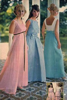 Old Prom Dresses