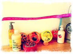 Autor: Maja Be  The Body Shop Home Edition! :) Poznań <3 <3 <3