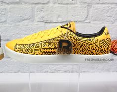 Keith Haring x Reebok – Spring 2014 Collection | Preview