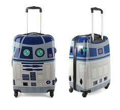 R2-D2 Robot Trolley Case