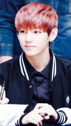 V (Taehyun) [BTS]  ♥