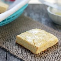 A low carb and gluten free biscuit recipe that actually tastes like a biscuit! Can be toasted, and has only 4g net carbs per keto friendly biscuit!