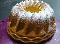 fischis cooking and more: schlagobersguglhupf für airfryer Strudel, Sweets Cake, Dream Cake, Cakes And More, Let Them Eat Cake, Caramel Apples, Doughnut, Nutella, Cake Recipes