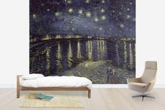 Vincent van Gogh - Starry Night - Photowall