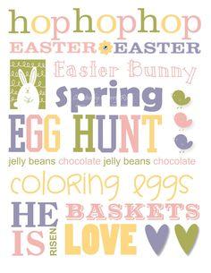 Easter+Subway+Art.jpg (1236×1600)