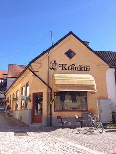 Springtime in Visby! Web Design Tools, Tool Design, Sweden, Cabin, House Styles, Shop, Home Decor, Decoration Home, Room Decor