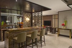 Crystal Villas - Michael Fiebrich Design. Crown Towers, Manila
