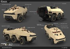 Turkish company Andarkan new APC concept | Page 2