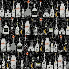 Halloween Spirits Beverage Napkins