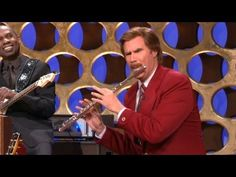 Ron Burgundy's #Anchorman Announcement - #CONAN on TBS. We all know this is a bad idea but who isn't excited to see another Anchorman?