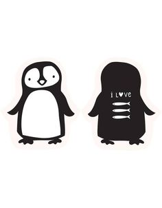 a little lovely company   penguin cushion