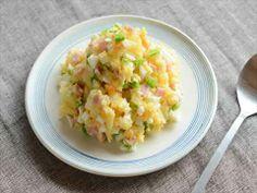 ちょっぴり甘めのポテトサラダ http://www.yamasa.com/recipes/1731/