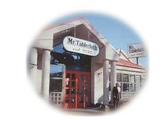 Mr. Tablecloth carries the largest assortment in the Southeast of table linens, doilies, bed covers, and accessories.  You will find items made of Battenburg Lace, Tatting, Cluny Lace, Crochet Lace, Embroidery, Applique, Cut work and more. Check out our site or call us at 800-810-5744 for more information.