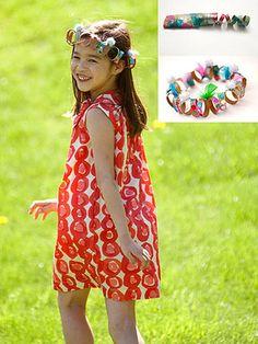 Fairy Crown: Transform a cardboard tube into a fanciful tiara that'll inspire magical play.