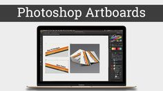 One of Photoshop's new features is 'artboards'. If you're familiar with Adobe Illustrator, you may already have an idea of how artboards can benefit you. Artboards are a great