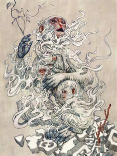 Se deparar com o trabalho de ilustração e arte de James Jean é como mergulhar em…
