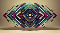"""Pure geometry"" by Romanowsky"