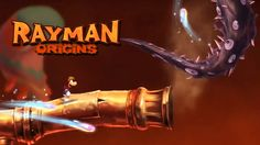#19 Rayman Origins - Mending the Rift - Video Game - Gameplay - Game Mov...