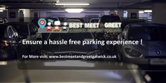 Stay stress free with our secure car parking services.