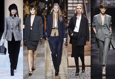 10 tailleur da indossare in ufficio o per un colloquio di lavoro secondo i consigli del Fashion Meteo di oggi