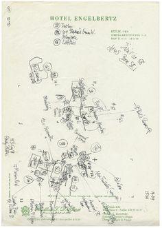 John Cage score __,_ _Circus on___ 1979