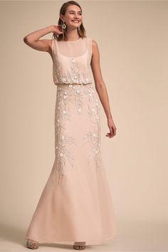 Elegantly Chic BHLDN Bridesmaids Dresses for Spring: A Color Story - MODwedding