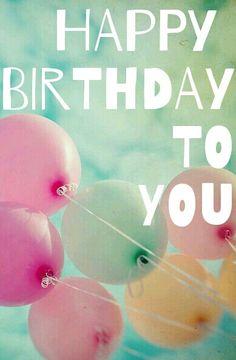 ┌iiiiii┐ Feliz Cumpleaños • Happy Birthday!!! --- http://tipsalud.com -----