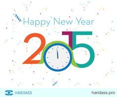 Wish u a colorful new year