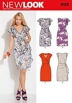 New Look 6123 Size A 8/10/12/14/16/18 Misses Dresses Sewi... https://www.amazon.co.uk/dp/B00MB8DU3S/ref=cm_sw_r_pi_dp_x_-0mzzb71VBQWF