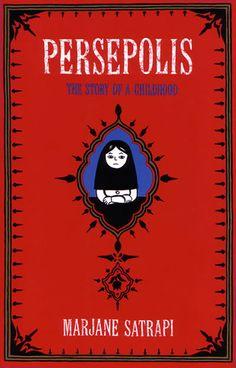 Persépolis / Marjane Satrapi #lecturadeverano #librodeverano