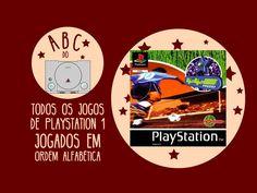 4-4-2 Soccer  - Gameplay comentado em português [ABC do PS1]