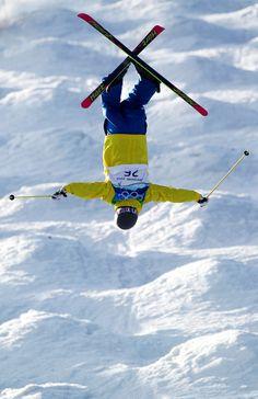 Sho Endo of Japan - Freestyle Skiing Men's Moguls - 2010