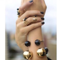 #designmariadolores #mariadolores #gold #ônix #design #boanoite ✨