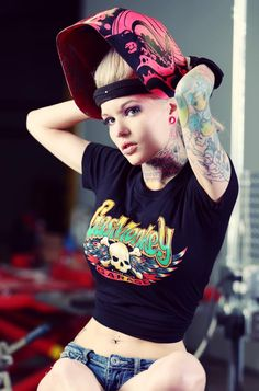 Fast n loud | discovery, Richard's top 5 rides of all time cars. Description from popularnewsinformation.com. I searched for this on bing.com/images Pin Up Girls, Hot Girls, Vanessa Lake, Lake Tattoo, Rat Rod Girls, Gas Monkey Garage, Badass Women, Hottest Models, Movie Stars