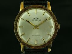 #Vintage dugena #gents swiss mechanical watch 1960s nos brand new old #stock,  View more on the LINK: http://www.zeppy.io/product/gb/2/162358911352/