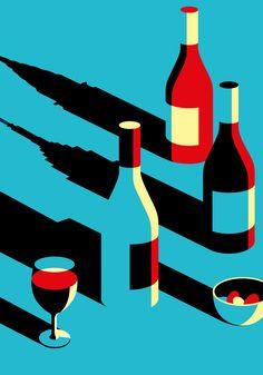 The World's Greatest Wine Scene New York   Wall Street Journal — Malika Favre