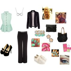 """Job Interview"" by unarmedlove on Polyvore"