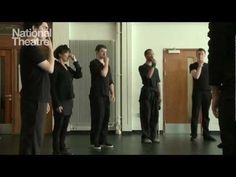 Commedia dell'Arte: Character Shape - YouTube