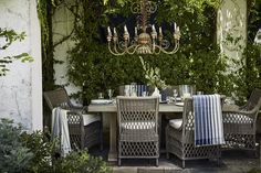 Enjoy your outdoor living space with our modern rattan, wicker, metal and wooden garden furniture. Explore our designer garden furniture at Neptune online. Garden Dining Set, Outdoor Dining Set, Garden Table, Garden Chairs, Outdoor Seating, Outdoor Living, Outdoor Decor, Dining Sets, Outdoor Spaces