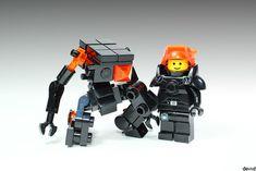Lego Minifigure Display, Lego Custom Minifigures, Lego Minifigs, Lego Army, Lego Military, Lego Mechs, Lego Bionicle, Legos, Lego Bots