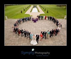 Another signature image from Symply Photography - this time at Stubton Hall near Newark in Lincs UK - one of the top 100 venues in the world