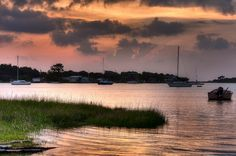 """Bustle.com names Ocracoke, Outer Banks, NC, as one of """"The 10 Best Beaches In America: A Unique Ocean Destination For Every Kind of Beach-Lover."""" l July 2014 l www.CarolinaDesigns.com"""