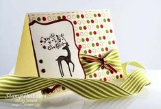 Stamp That site, with Stampin' Up stamp