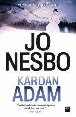 Jo Nesbø'nun en bilinen kitaplarından biri olan ve yakın zamanda sinemaya uyarlanmış Kardan Adam romanı