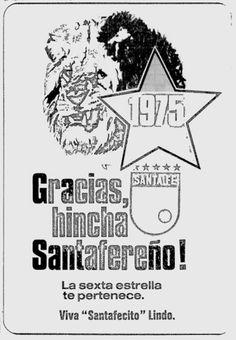 Campeon por sesta vez Fes, Santa Fe, Champs