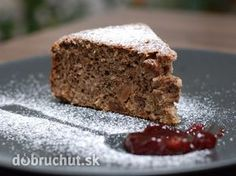 Fotorecept: Broskyňový puding s chia semienkami Chia Puding, Pavlova, Healthy Desserts, Sweet Recipes, Banana Bread, Smoothie, Food And Drink, Gluten Free, Cooking