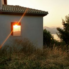 See 5 photos and 1 tip from 62 visitors to Ligia port. Four Square, Cool Pictures, Greece, Sunrise, Wall Lights, Lighting, Amazing, Home Decor, Greece Country